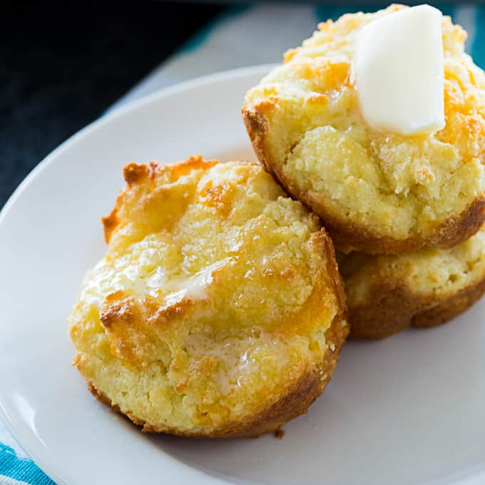 Low Carb Southern Biscuits