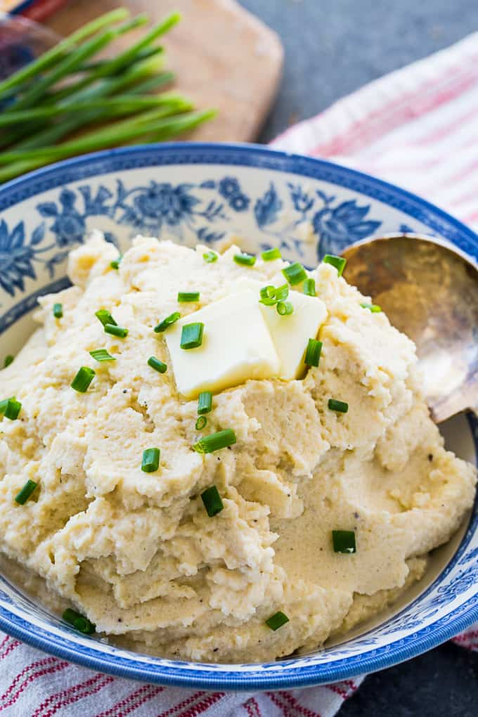 Mashed Fautatoes