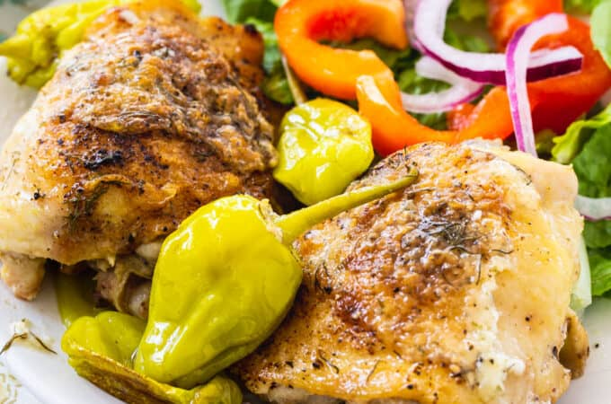 Low Carb Mississippi Chicken
