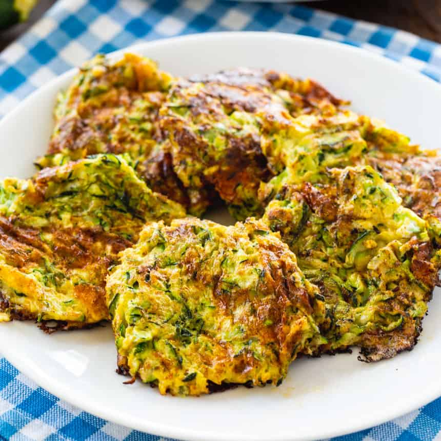 Zucchini Hashbrown Patties