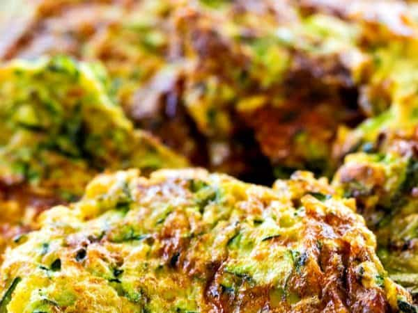 Low Carb Zucchini Hashbrown Patties